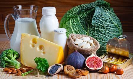 bổ sung sữa và các chế phẩm từ sữa giúp tăng chiều cao cho trẻ ở tuổi 13-18