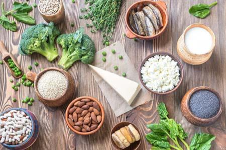 thực ăn tăng chiều cao tuổi trưởng thành