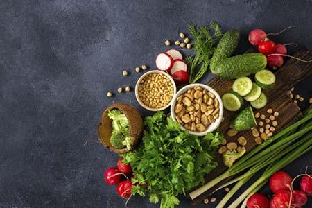ăn rau xanh tăng chiều cao tuổi dậy thì