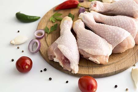 ăn thịt gà tăng chiều cao tuổi dậy thì