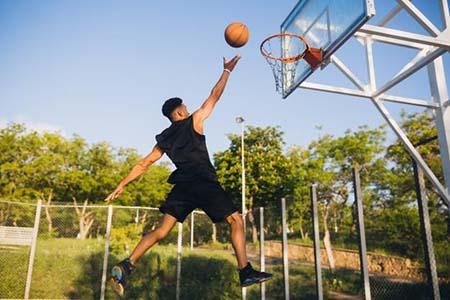 bài tập bóng rổ tăng chiều cao