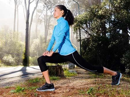 bài tập tăng chiều cao kéo giãn cơ chân