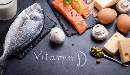 đảm bảo đủ lượng vitamin d