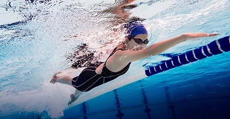 bơi lội giúp giảm cân tăng chiều cao
