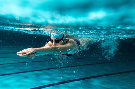 bơi lội giúp tăng chiều cao trong 1 tuần 1 tháng hay 2 tháng