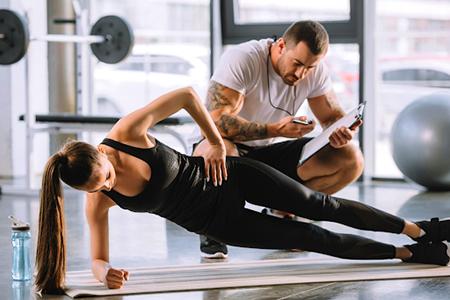 hướng dẫn cách tập gym tăng chiều cao