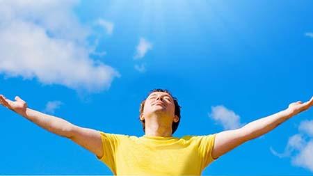 cách tăng chiều cao ở tuổi 24 với ánh nắng mặt trời