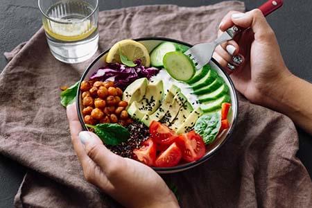 chế độ ăn uống để có bmi thích hợp