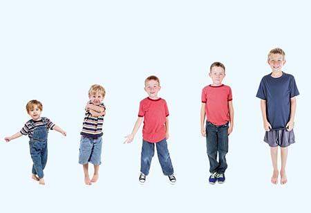 chỉ số khối cơ thể của trẻ em