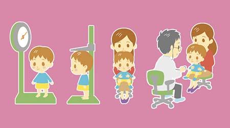 chiều cao cân nặng chuẩn cho trẻ 4-8 tuổi