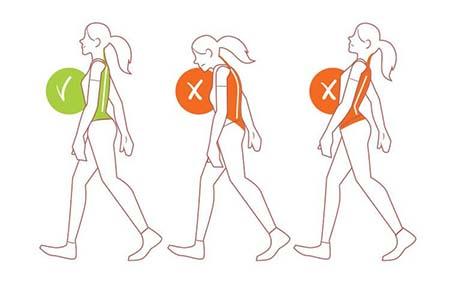 điều chỉnh tư thế đúng giúp tăng chiều cao ở tuổi 11