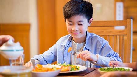 dinh dưỡng tăng chiều cao cho trẻ