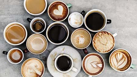 nước uống có cafein