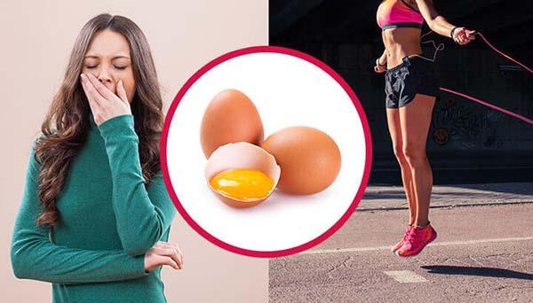 lợi ích của trứng