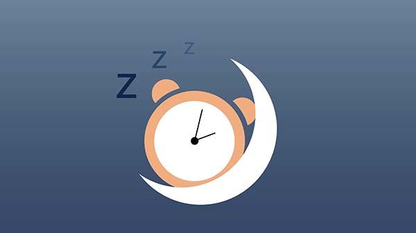 chú ý giấc ngủ ngon