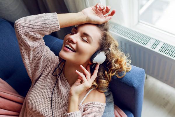 nghe nhạc để giảm stress