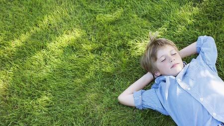 ngủ tăng 20cm chiều cao ở tuổi dậy thì