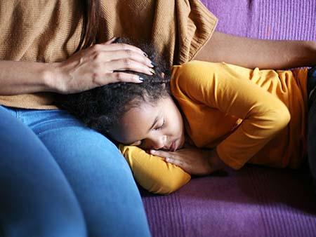 ngủ tăng chiều cao cho trẻ