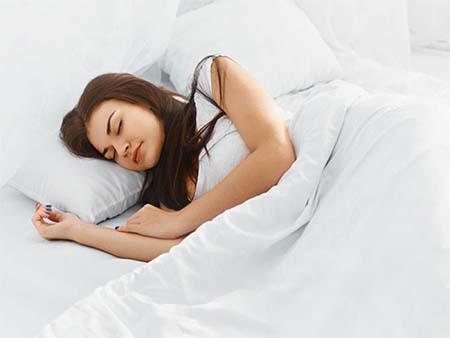 ngủ đủ giấc để tăng chiều cao ở tuổi trưởng thành