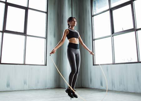 bài tập nhảy dây tăng chiều cao trong 3 tuần hiệu quả