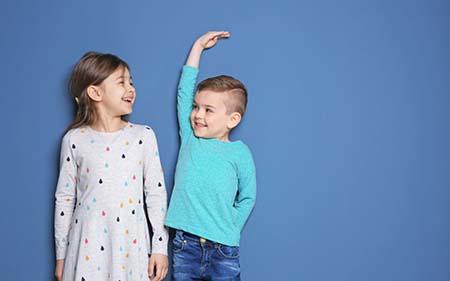 phát triển chiều cao cho trẻ 9 tuổi