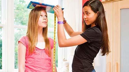 tăng chiều cao cho trẻ 11 tuổi