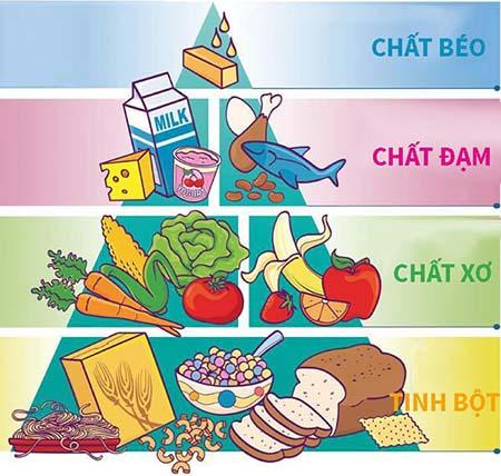 cân bằng dinh dưỡng cho trẻ 11 tuổi tăng chiều cao