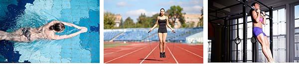 thể thao tăng chiều cao