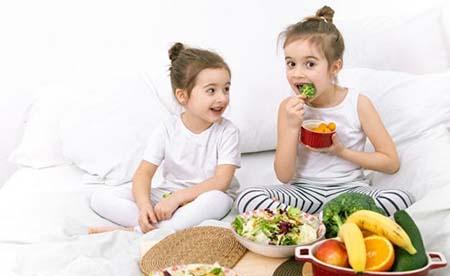 thực phẩm tăng chiều cao cho trẻ 5-8 tuổi