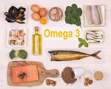 ăn thực phẩm có chứa omega 3 giúp trẻ 13-18 tuổi phát triển chiều cao tốt hơn