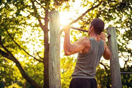 tiếp xúc ánh năng bổ sung vitamin d