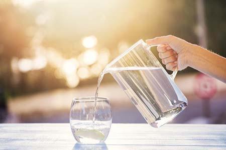 nên uống nước khi nào
