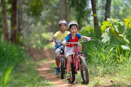 vận động giúp trẻ tăng chiều cao hiệu quả hơn khi 5-8 tuổi