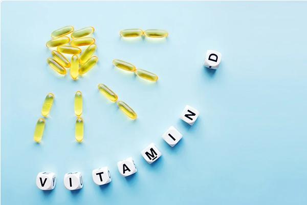 viên uống bổ sung vitamin D