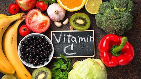 vitamin c duõng chất tăng chiều cao cho trẻ