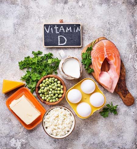 vitamin d dưỡng chất tăng chiều cao cho trẻ