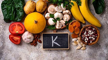 vitamin K dưỡng chất thiết yếu cho trẻ